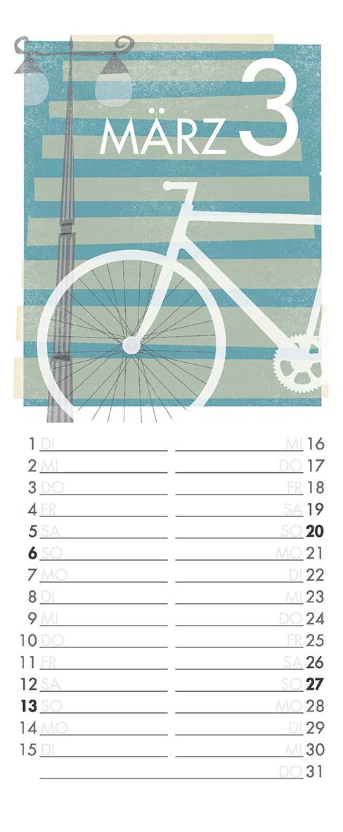 März - Aus meinem Kalender 2011