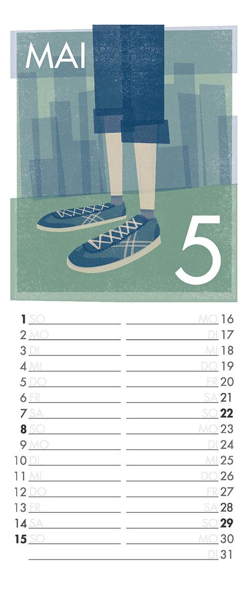 Mai - Aus meinem Kalender 2011