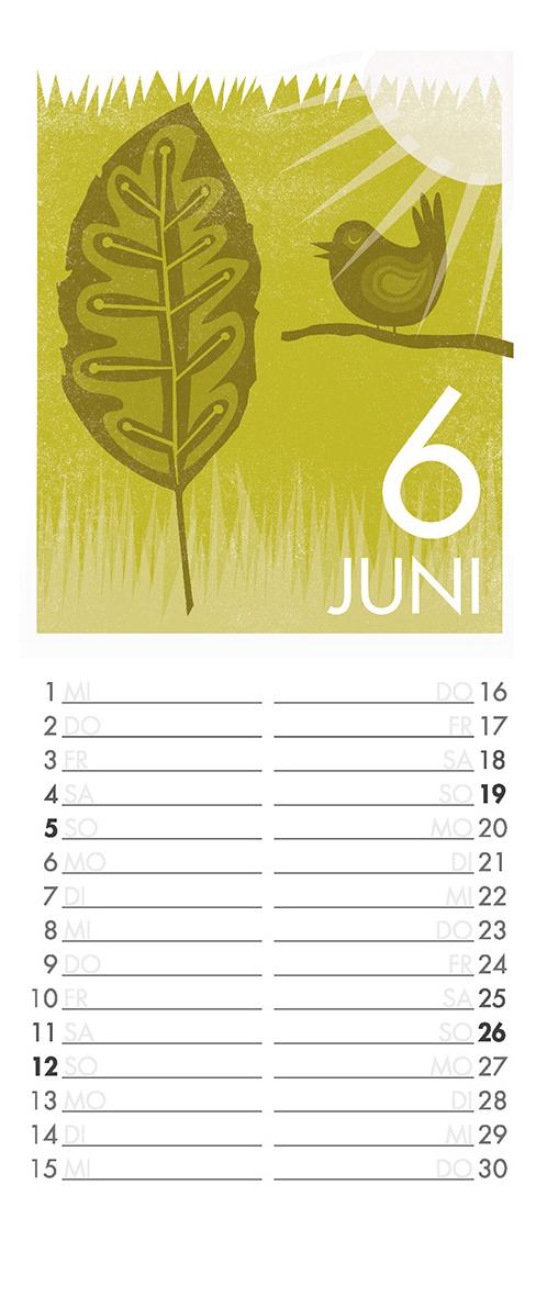 Juni - Aus meinem Kalender 2011