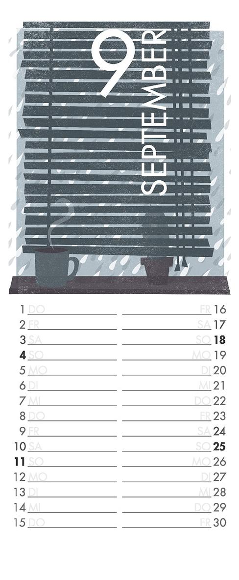 September - Aus meinem Kalender 2011