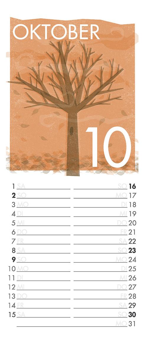 Oktober - Aus meinem Kalender 2011