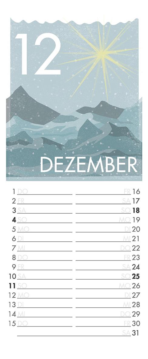 Dezember - Aus meinem Kalender 2011